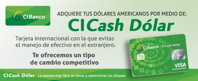 CICash Dólar