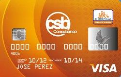 Tarjeta de Crédito Inicial Consubanco