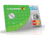 Súper Tarjeta de Crédito Bodega Aurrera
