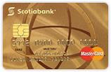 Tarjeta Tasa Baja Oro Scotiabank