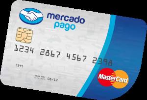 Tarjeta recargable Mercado Pago