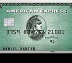 Tarjeta American Express (Verde)