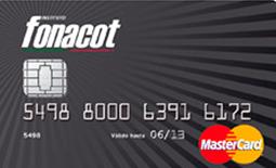 Tarjeta Fonacot MasterCard con Chip de Seguridad