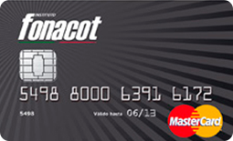 Tarjeta Fonacot Mastercard