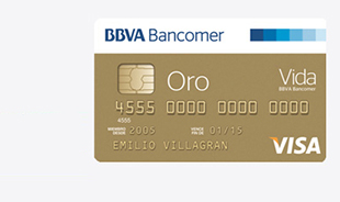 Tarjeta Oro Bancomer
