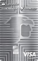 Tarjeta Santander Aeroméxico Platinum