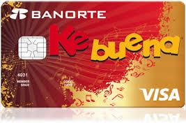 Tarjeta de Crédito Banorte Ke Buena