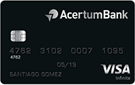 Tarjeta de Crédito Infinite AcertumBank
