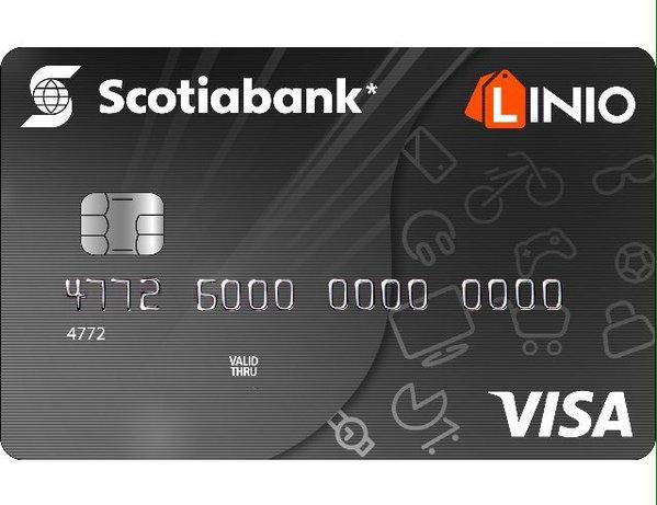 Tarjeta de Crédito Linio Scotiabank