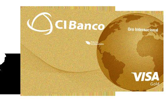 Tarjeta de Crédito Oro de CIBanco