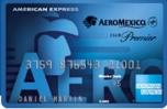 Tarjeta de crédito Aeroméxico American Express