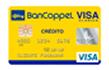 Tarjeta Visa BanCoppel