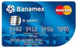 Tarjeta B Smart Banamex