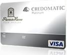 Tarjeta de crédito Club Puerta de Hierro Credomatic
