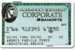 American Express Corporate Card Banorte