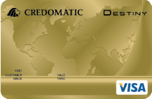 credomatic destiny oro