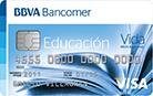 tarjeta educacion bancomer