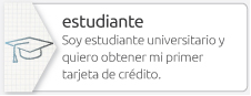 Tarjetas para Estudiantes