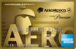 Tarjeta de crédito Gold Aeroméxico de American Express