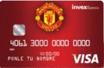 Tarjeta de Crédito INVEX Manchester United