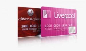 Tarjeta de Liverpool