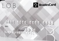 Tarjeta BradesCard LOB