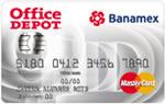 Tarjeta Office Depot Banamex