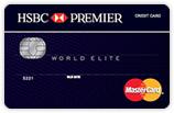 Tarjeta de credito HSBC Premier World Elite
