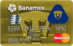 Tarjeta Pumas Deporteismo Banamex