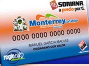Regio Card