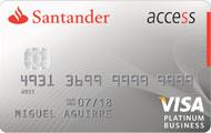 santander access