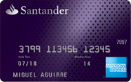 santander american express