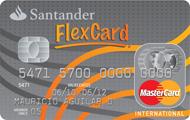 santander flexcard