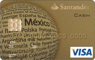 santander oro cash