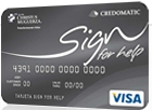 tarjeta de credito credomatic sign for help