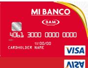 tarjeta Mi Banco