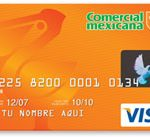 Tarjeta de credito Comercial Mexicana