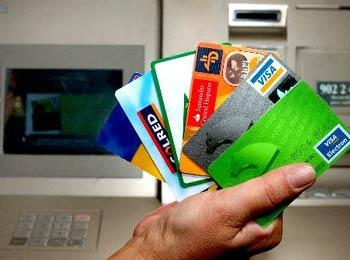 tarjeta deb y cre