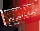 Préstamo Personal BradesCard