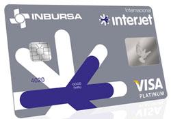 tarjeta platino interjet