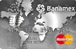 Tarjeta Platinum Banamex