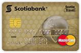 Tarjeta Scotia Travel Oro Scotiabank