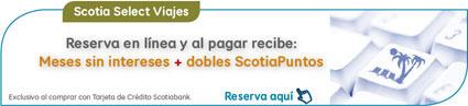 viajes scotiabank