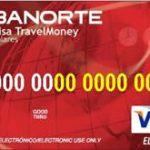 Tarjeta Banorte Visa TravelMoney